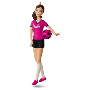2016 Barbie, Soccer Player Barbie