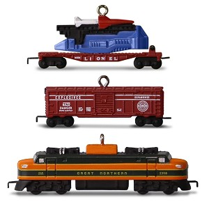 2016 Lionel 2533W Great Northern Freight MINIATURE Set