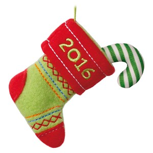 2016 Keepsake Kids - Stitched Stocking Ornament