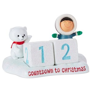 2016 Frosty Friends Countdown Calendar
