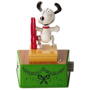 2017 HOT BUY - Peanuts Christmas Dance Party - Snoopy