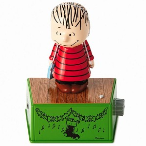 2017 HOT BUY -  Peanuts Christmas Dance Party - Linus