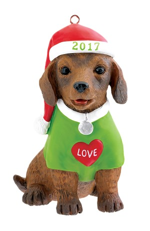 2017 dad penguin carlton ornament from american greetings at 2017 puppy love 17 am greetings ornament m4hsunfo Image collections