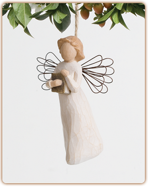Willow Tree ANGEL OF LEARNING - Ornament