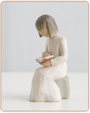 Willow Tree WISDOM - Figurine Scultpure