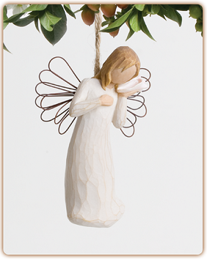 Willow Tree THINKING OF YOU - Ornament