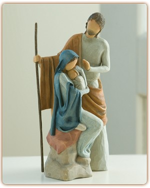 Willow Tree THE CHRISTMAS STORY - Sculpture