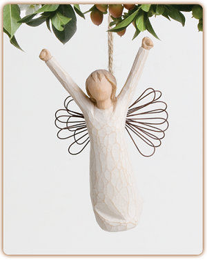 Willow Tree COURAGE - Ornament