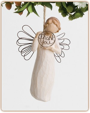 Willow Tree JUST FOR YOU - Ornament