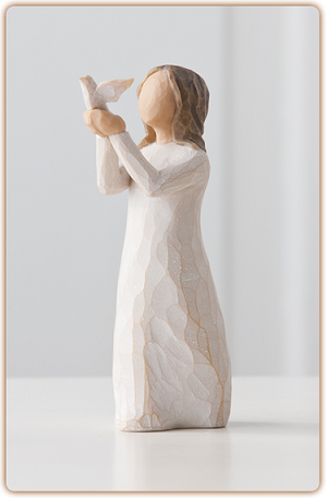Willow Tree SOAR - Figurine Sculpture