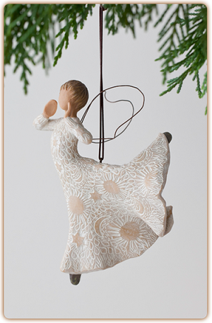 Willow Tree SONG OF JOY - Ornament