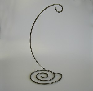 Classic Ornament Stand - 10 3/4""
