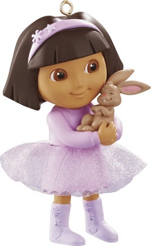 2013 Dora The Explorer - Carlton Ornament