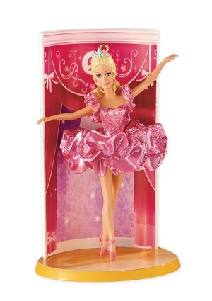 2013 Barbie Prima Ballerina - Carlton Ornament
