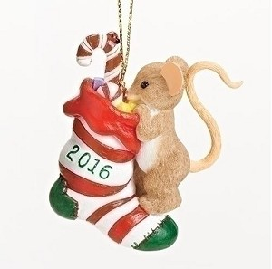 2016 Charming Tails - Dated Ornament