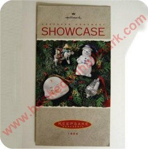 1994 Keepsake Ornament Showcase Brochure