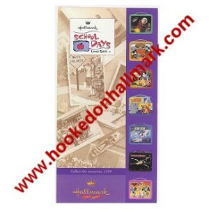 1999 School Days Lunch Boxes Brochure