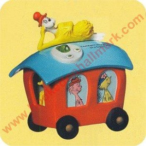 On A Train Hallmark Dr Seuss Collection Hooked On Hallmark