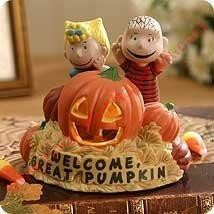 Great Pumpkin - LIGHTED Peanuts Gallery Figurine