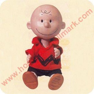 Charlie Brown - Jointed Figurine