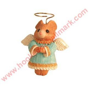 2004 Mouse Angel, Miniature Ornament