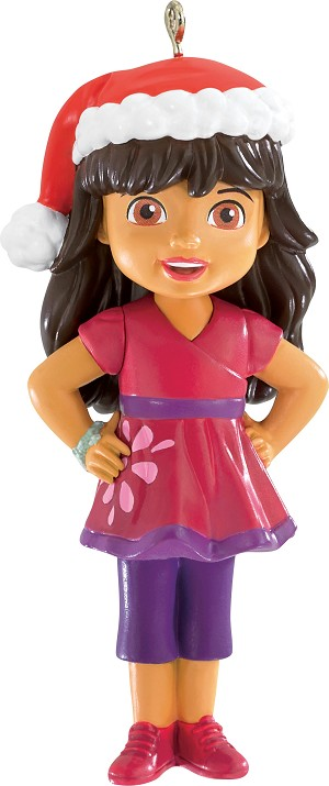 2015 Dora and Friends - Carlton Ornament
