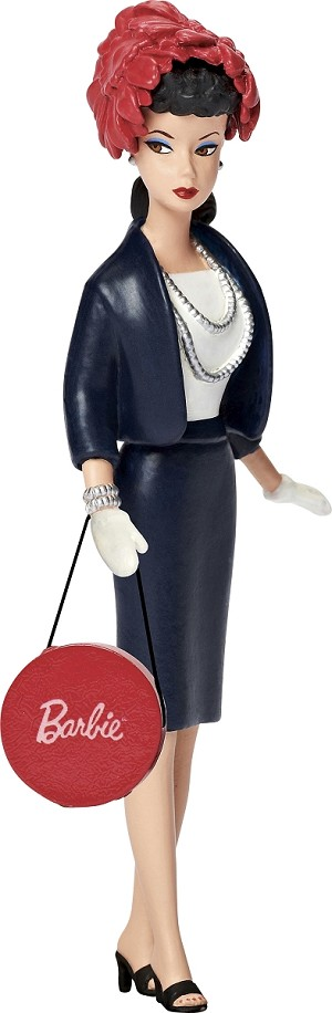 2014 Barbie Commuter Set - Carlton Ornament