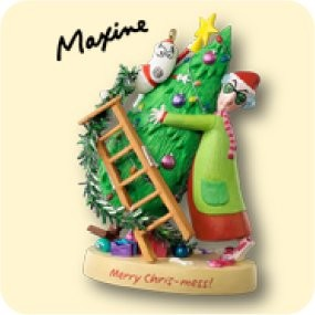 2007 Maxines Merry Chris-mess