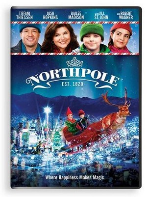 Northpole Christmas DVD