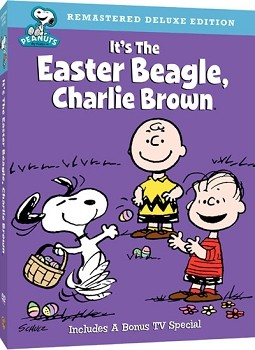 It's the Easter Beagle, Charlie Brown - DVD