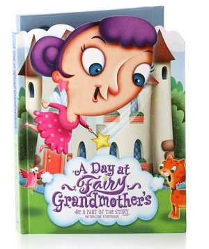 Day At Fairy Grandmother's Interactive Storybook