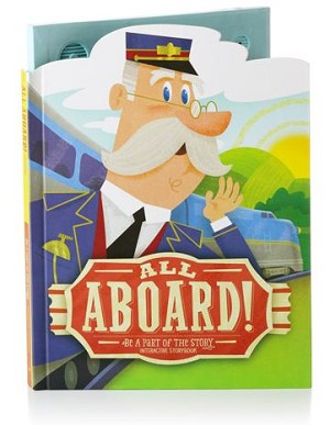 All Aboard Interactive Storybook