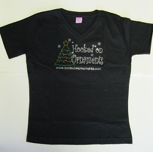 Hooked on Ornaments Shirt