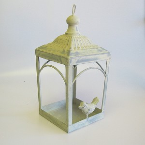 Bird Lantern - Nature's Accents for the Nature's Journey Collection