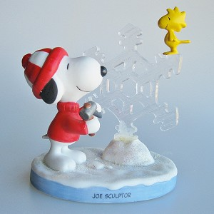 Joe Sculptor, Peanuts Gallery Figurine