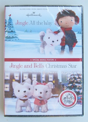 Jingle All the Way & Jingle and Bell's Christmas Star Double Feature  DVD