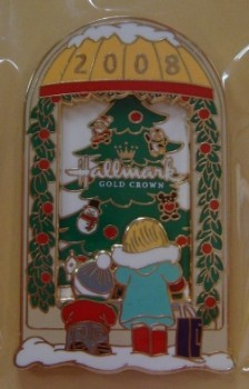 2008 Little Window Shoppers - LAPEL PIN
