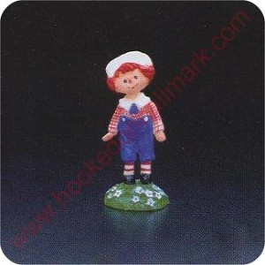 1974 Raggedy Andy - Merry Miniature