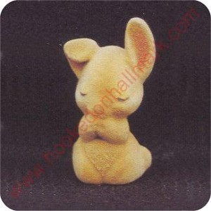 1984 Brown Bunny - Merry Miniature