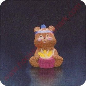 1988 Indian Bear - Merry Miniature