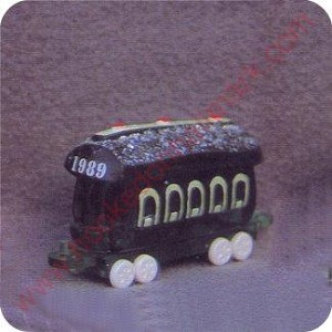 1989 Train Car - Merry Miniature