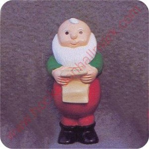 1989 Mr Claus - Merry Miniature