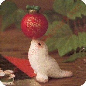 1988 Seal Of Friendship - Merry Miniature