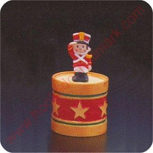 1985 Soldier and Drum - Merry Miniature