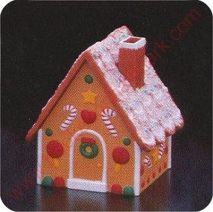 1987 House - Merry Miniature Container