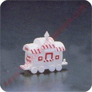1990 Candy Caboose - Merry Miniature