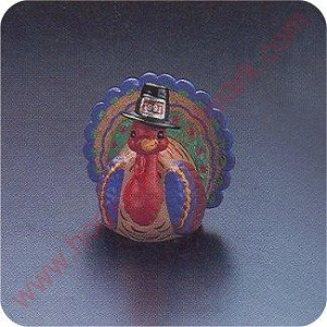 1991 Turkey - Merry Miniature
