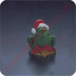 1991 Frog - Merry Miniature