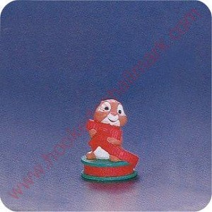 1992 Chipmunk - Merry Miniature