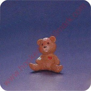1992 Teddy Bear - Merry Miniature